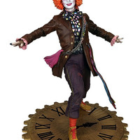 Alice Through The Looking Glass Statue - The Mad Hatter (Johnny Depp)