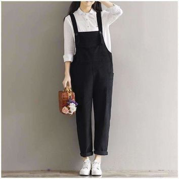Womens Overall Woman