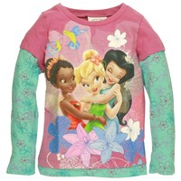 Disney Fairies - Friendly Bunch Girls Juvy 2Fer