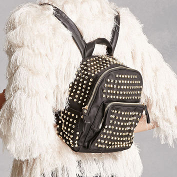 Alex And Max Studded Backpack