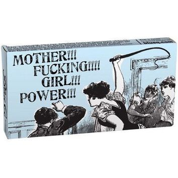 Mother Fucking Girl Power Gum