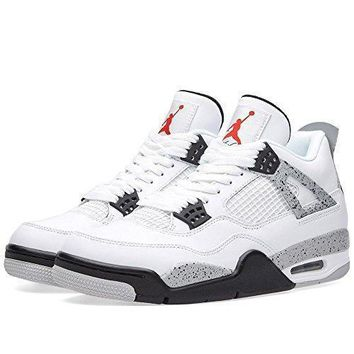 nike air jordan 4 retro OG mens hi top basketball trainers 840606 sneakers shoes jord