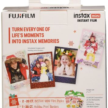 Fujifilm Instax Mini Film Value Pack - 60 Images