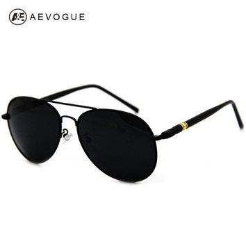AEVOGUE Hot Selling Brand Design Sunglasses Men Polarized Multicolor Polaroid Sun Glasses UV400 AE0029