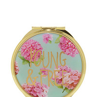 Young and Free Compact Mirror