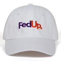 """""""Fed Up"""" Hat"""