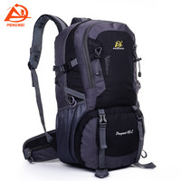 Multifunction 40L Waterproof Women&men Travel Backpack Hike Camp Climb Mochilas Masculina Brand Bagpack Laptop Back Bag 2016