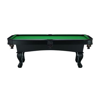 Fat Cat 7ft Kansas Billiard table with Ball and Claw Legs
