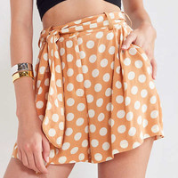 Cooperative Blanche Polka Dot Short | Urban Outfitters