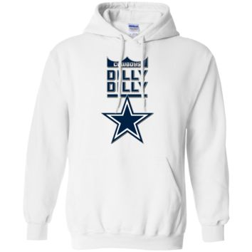 Dallas Cowboys : Dilly Dilly : G185 Gildan Pullover Hoodie 8 oz.