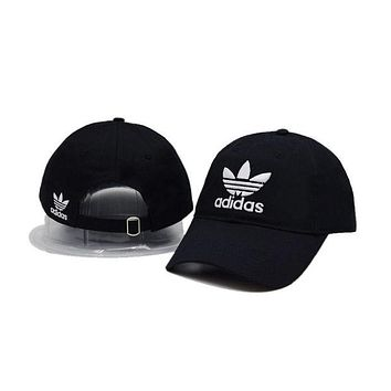 Adidas Women Men Sport Sunhat Embroidery Baseball Cap Hat I