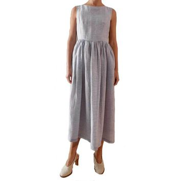 Co Collection Tie Back Dress