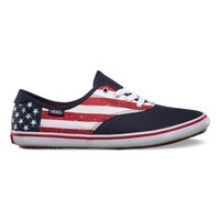 Vans Huntley (Canvas/Flag Print)