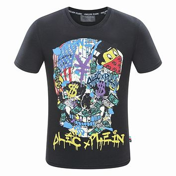 2018 Men Cheap Philipp Plein T Shirt hot sale ♂039