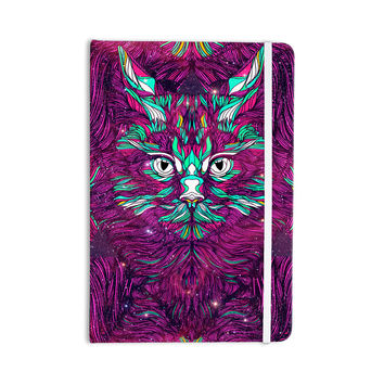 "Danny Ivan ""Space Cat"" Everything Notebook"