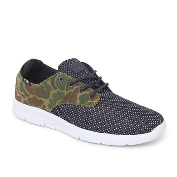 Vans Prelow Denim Camouflage Shoes - Mens Shoes - Camo