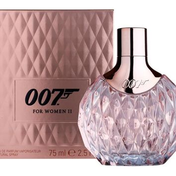 James Bond 007 women II Eau De Parfum 2.5 oz/75ML