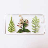 Floral Iphone Case by TastefulTatters on Etsy