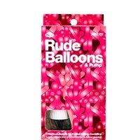 Rude Balloons - Multi