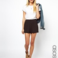 ASOS TALL Culotte Shorts