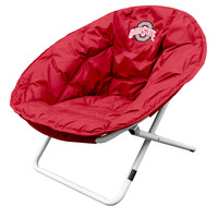 Logo Ohio State Buckeyes Ncaa Adult Sphere Chair