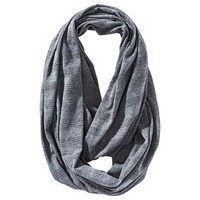 Mossimo Supply Co. Solid Infinity Scarf - Gray