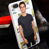Dylan O'Brien Collage customized for iphone 4/4s/5/5s/5c, samsung galaxy s3/s4/s5 and ipod 4/5 case