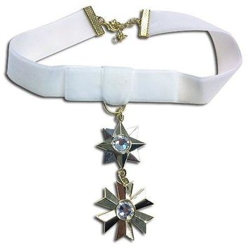 Sailor Moon R Necklace - King Endimion Ribbon Choker