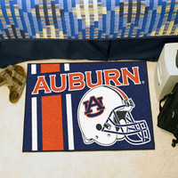 "Auburn Uniform Inspired Starter Rug 19""""x30"""""
