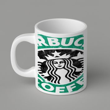 Gift Mugs | Starbuck Coffee Inspired Ceramic Coffee Mugs