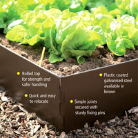 EasyBed Raised Beds | Flower Beds | Kinsman Garden