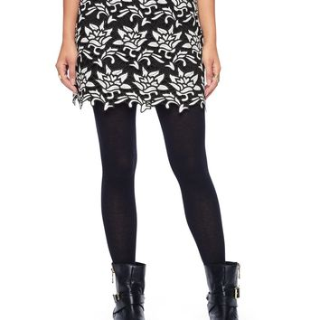 Graphic Guipure Mini Skirt by Juicy Couture