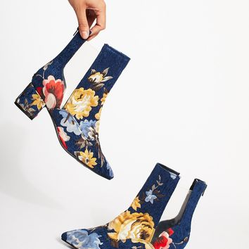 Free People Sabine Heel Boot