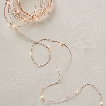 Aurora Copper String Lights