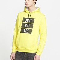 Men's MARC BY MARC JACOBS 'Just Say Yes' Graphic Hoodie