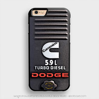 dodge cummin 5,9 L iPhone 6 Plus Case iPhone 6S+ Cases