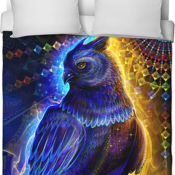 Foresight Duvet Cover