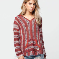 BILLABONG Seaside Ryder Womens Sweater | Ponchos