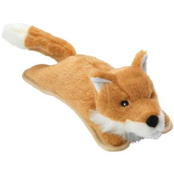 House of Paws HP765F Woodland Friends Plush Fox Dog Toy