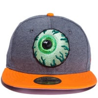 Keep Watch New Era (Charcoal Heather)