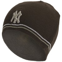 New York Yankees - Logo Brown Mauch Beanie