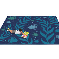 Natural Accents Ocean Classroom Carpets at Lakeshore Learning