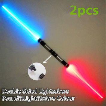 Star Wars Double Sided (2pcs) Lightsaber Sword