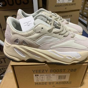 HCXX 19Sep 774 Adidas Yeezy Boost 700 Analog EG7596 Casual Sneaker Fashion Low Running Shoes