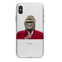 HARAMBONE ZONE FOR PRESIDENT CUSTOM IPHONE CASE