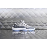 Original Nike GS Air Jordan 11 Retro Low - Cool Grey