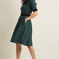 Banned Sentimental Star Fit and Flare Dress