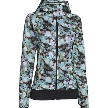 Under Armour UA ColdGear Infrared Zenith FZ Hoody - Women's Russian Nights / ...