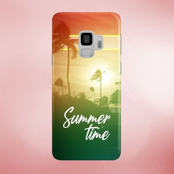 Summer Time Breeze Phone Case for Apple iPhone, Samsung Galaxy, and Google Pixel