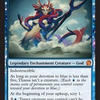 Magic: the Gathering - Thassa, God of the Sea - Theros